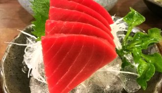 Những món sashimi ngon nổi tiếng bậc nhất tại xứ sở hoa Anh Đào