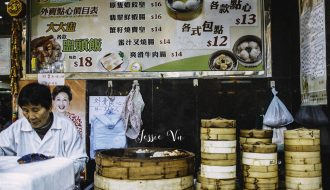 món ăn hong kong
