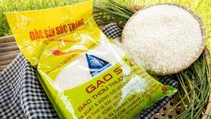 Đặc sản gạo ngon nhất thế giới hút hàng Tết