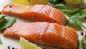Hương vị tuyệt vời của những món ăn chế biến từ cá hồi