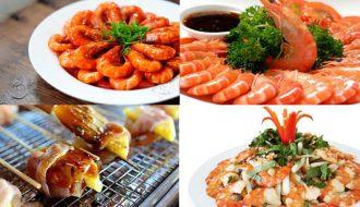 Những món ăn thơm ngon từ con tôm mà bạn không nên bỏ qua